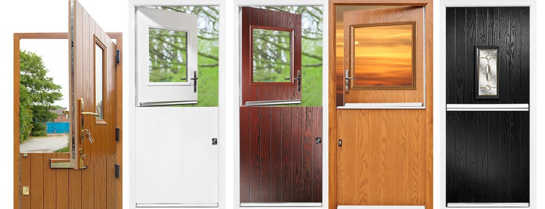 The Window Shop Midlands Double Glazed Stable Doors In